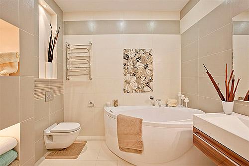 Коричневая ванная комната (90 реальных фото)