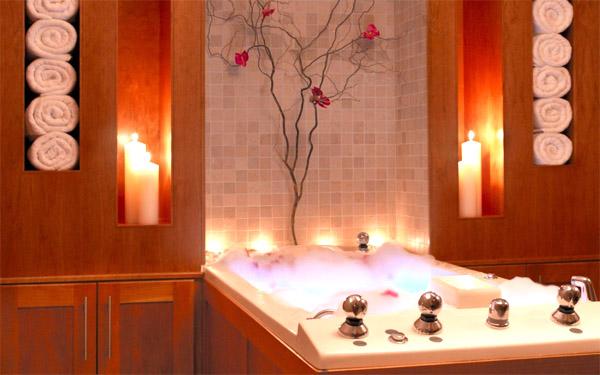 Этгнический стиль в интерьере ванной комнаты (фото)