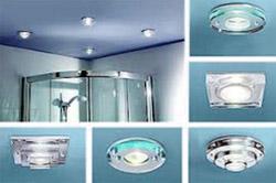 Как выбрать точечный светильник для ванной