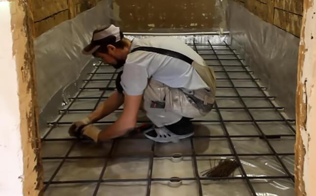 Гидроизоляция для стен в ванной своими руками 17