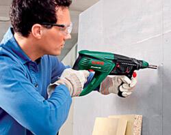 Как просверлить кафельную плитку на стене