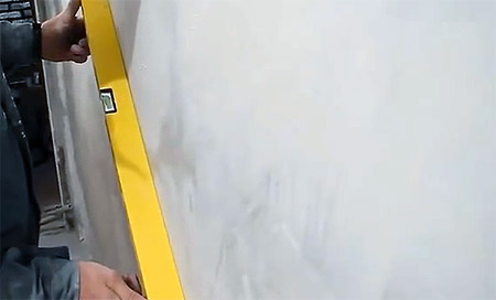 Как сделать уровень стен