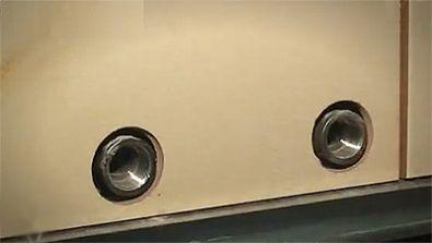Отверстия в плитке под трубы (фото)